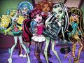 Monster High School spēles