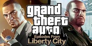 GTA: Epizodes no Liberty City