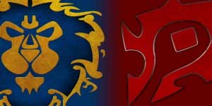 WOW RTS: Alliance un Horde